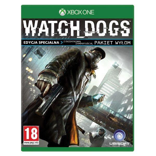 Watch_Dogs CZ (Special Edition) XBOX ONE