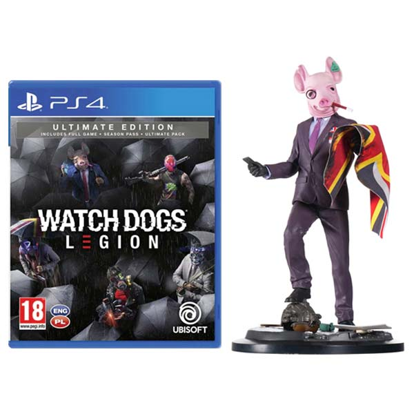 Watch Dogs: Legion (ProgamingShop Collector's Edition)