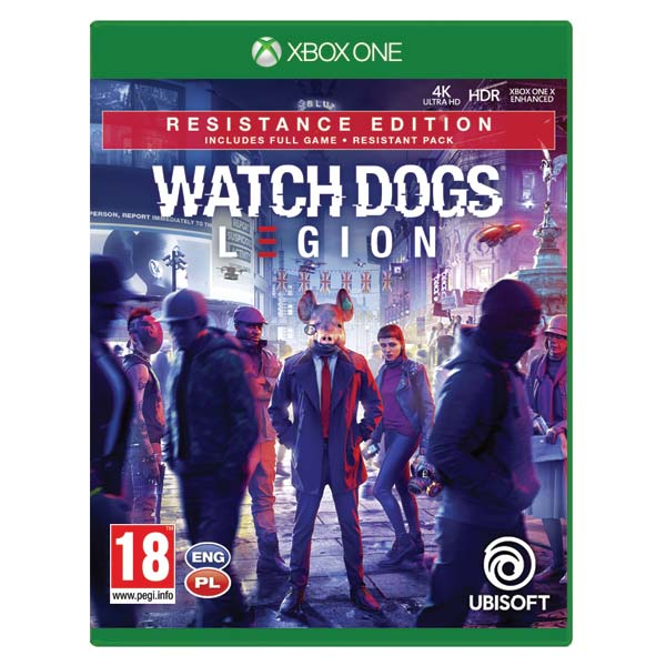 Watch Dogs: Legion (Resistance Edition)