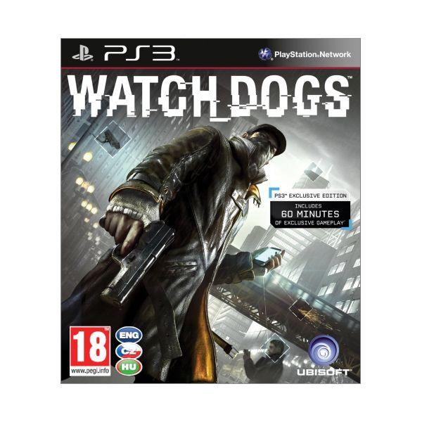 Watch_Dogs [PS3] - BAZÁR (použitý tovar)