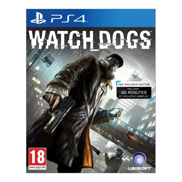 Watch_Dogs [PS4] - BAZÁR (použitý tovar)