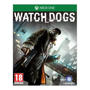 Watch_Dogs [XBOX ONE] - BAZ�R (pou�it� tovar)