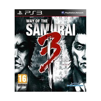 Way of the Samurai 3 [PS3] - BAZÁR (použitý tovar)