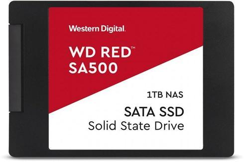 """WD 1TB Red™ SSD 2,5"""" SATA III, 560MB/530MB WDS200T1R0A"""