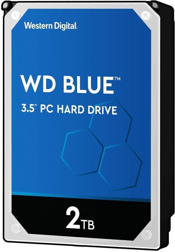 """WD 2TB Blue 3,5""""/SATA/5400/64MB WD20EZAZ"""