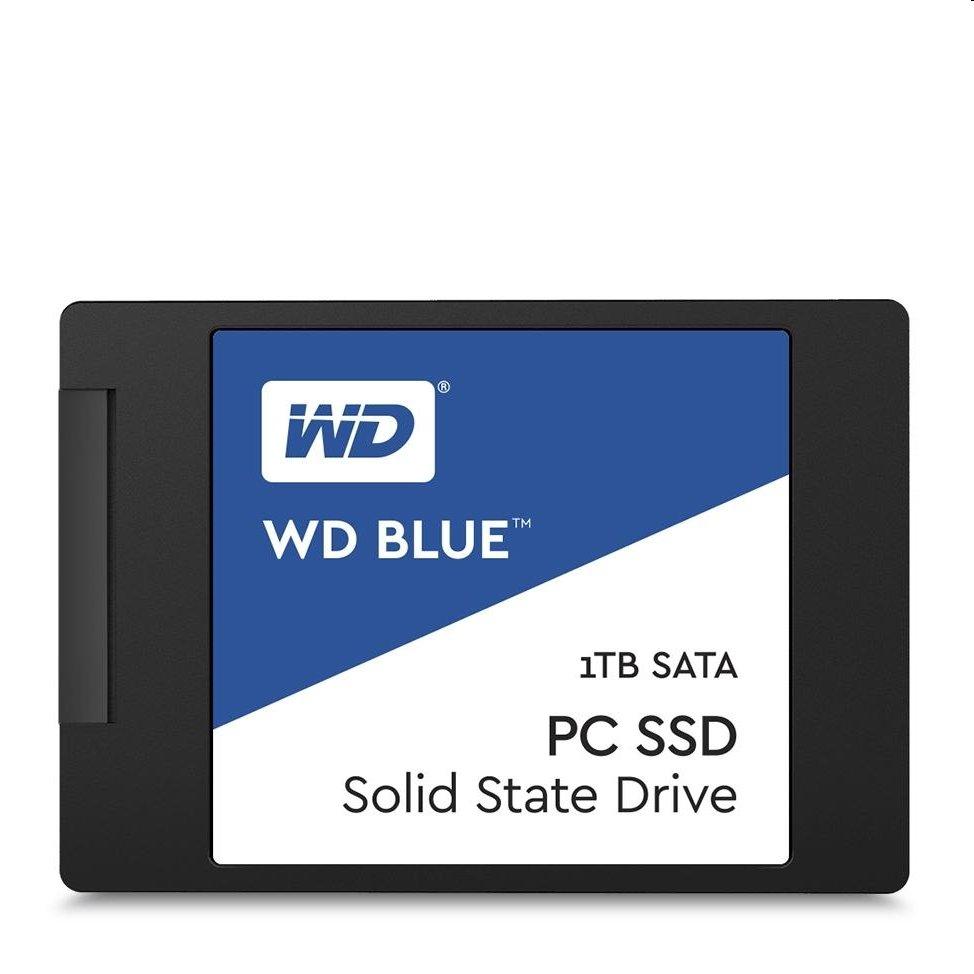 "WD 2TB Blue™ SSD 2,5"" SATA III, 560MB/530MB, 7mm, 3D Nand WDS200T2B0A"