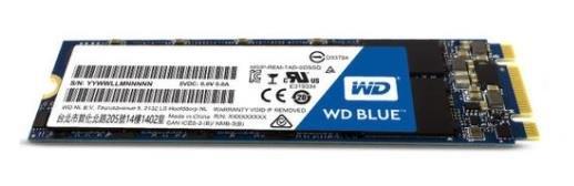 WD 2TB Blue™ SSD M.2 2280, 560MB/530MB, 7mm, 3D Nand WDS200T2B0B