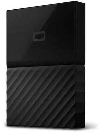 """WD 2TB My Passport for Mac, 2,5"""", USB 3.1, Externý cierny WDBLPG0020BBK-WESE"""