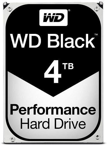 """WD 4TB Black™ 3,5""""/SATAIII/7200/256MB WD4005FZBX"""