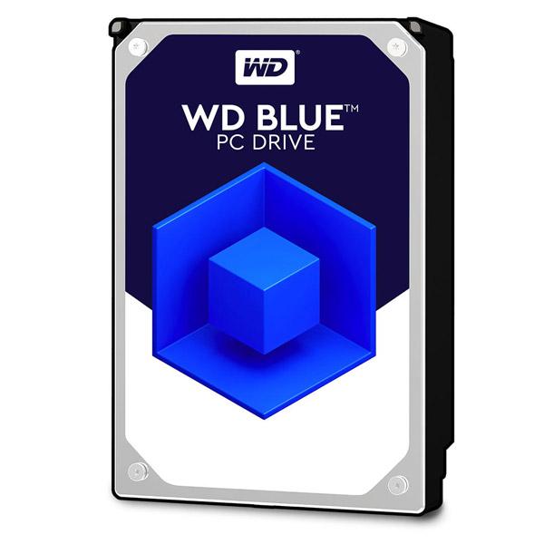 """WD Blue 2TB 5400 SATA 3,5"""" /64MB"""
