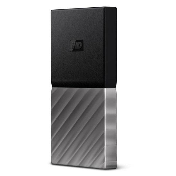 "WD 256GB SSD My Passport SE Portable, 2,5"", USB 3.1, Externý WDBK3E2560PSL-WESN"