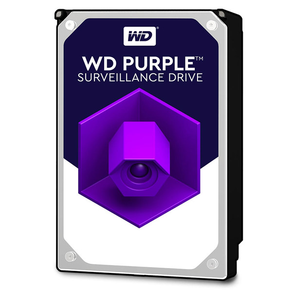 "WD 2TB Purple 3,5""/SATAIII/5400-7200/64MB, IntelliPower WD20PURZ"