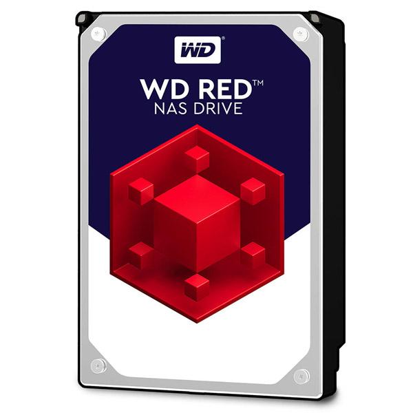 "WD Red 2TB 5400 SATA 3,5"" /64MB NAS"