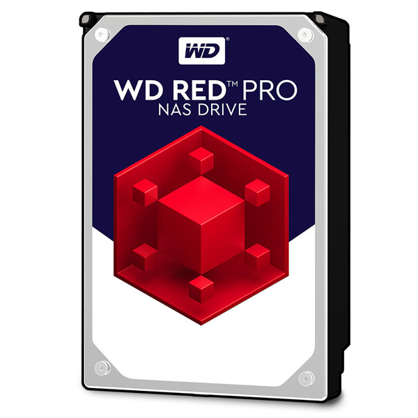"WD 2TB Red PRO 3,5""/SATAIII/IntelliPower/64MB WD2002FFSX"