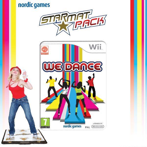 We Dance (StarMat Pack)