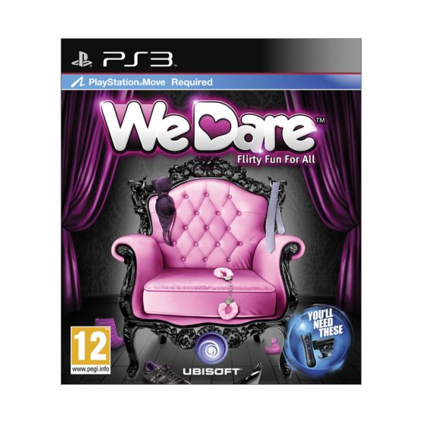 We Dare PS3
