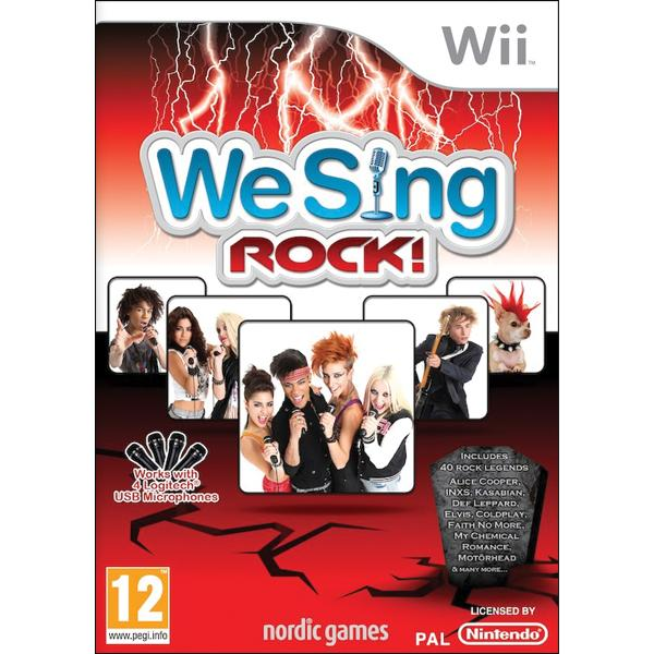 We Sing: Rock!