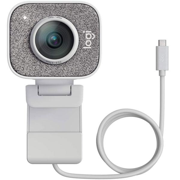 Webová kamera Logitech StreamCam, biela 960-001297