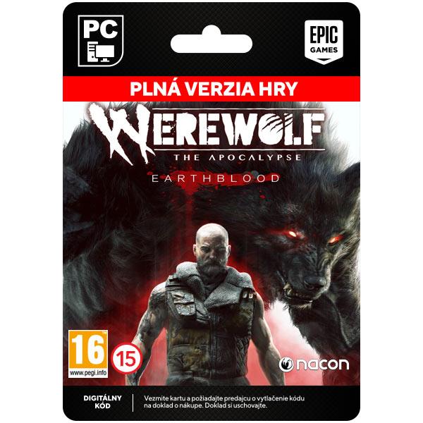 Werewolf The Apocalypse: Earthblood [Epic Store]