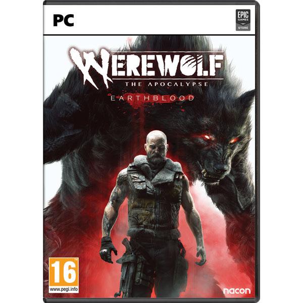 Werewolf The Apocalypse: Earthblood PC