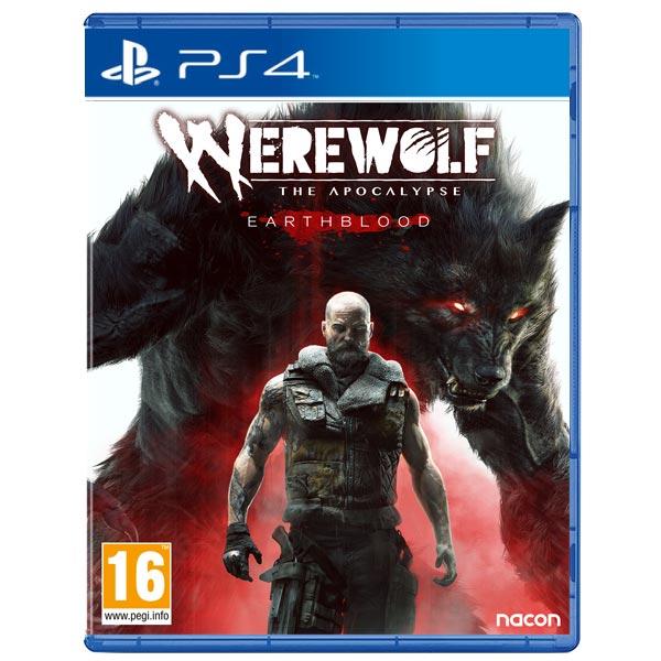 Werewolf The Apocalypse: Earthblood PS4