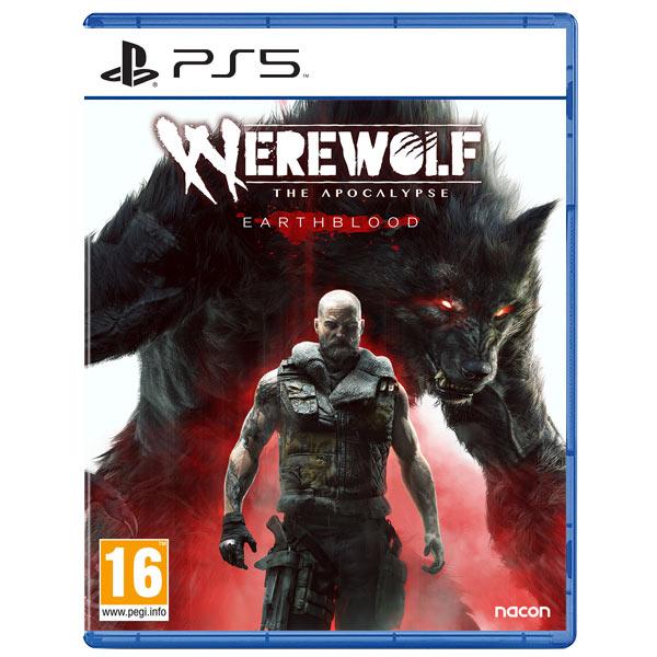 Werewolf: The Apocalypse - Earthblood [PS5] - BAZÁR (použitý tovar)