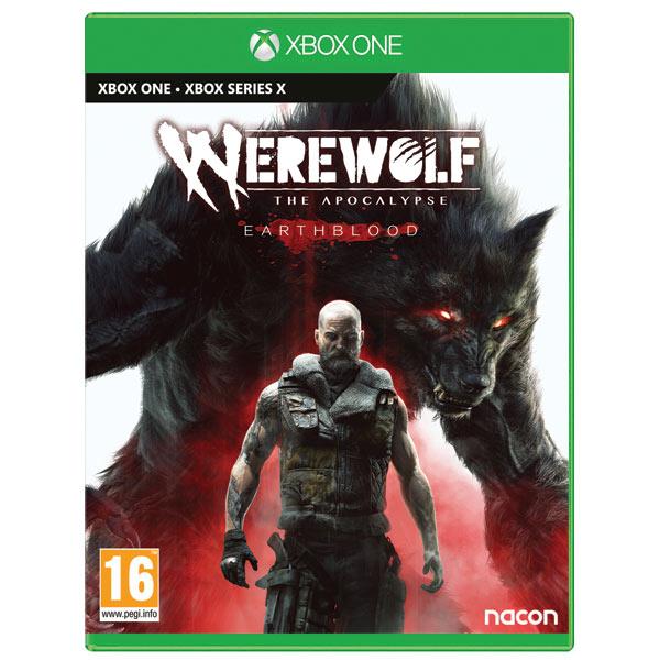 Werewolf The Apocalypse: Earthblood XBOX ONE