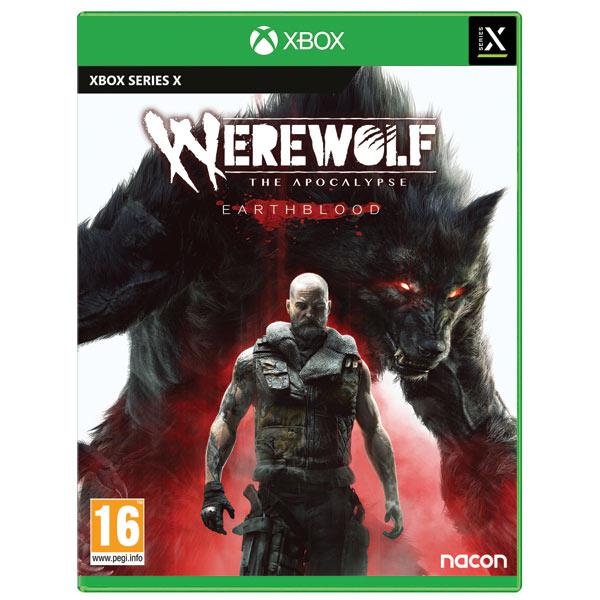Werewolf The Apocalypse: Earthblood XBOX X|S