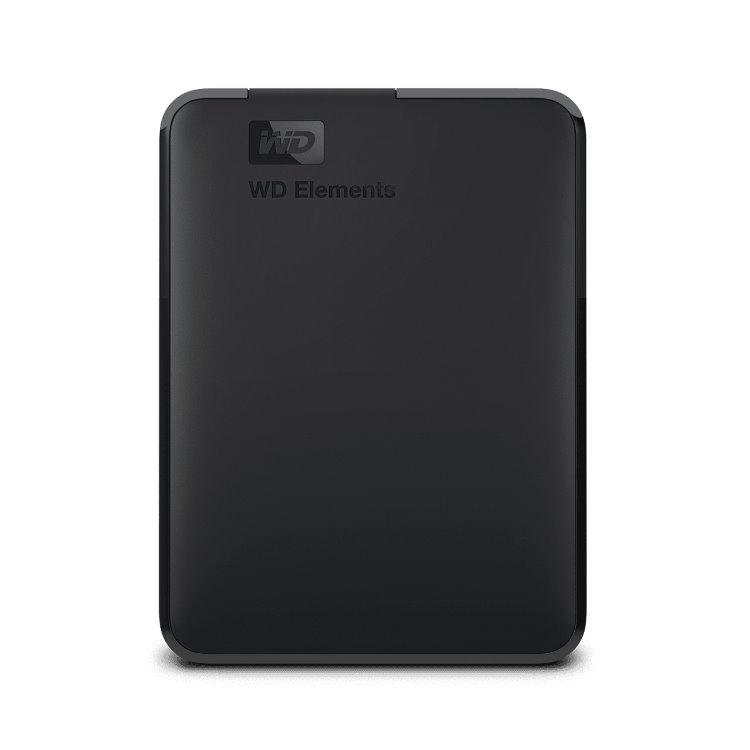 Western Digital HDD Elements Portable, 4TB, USB 3.0 (WDBU6Y0040BBK-WESN) WDBU6Y0040BBK-WESN