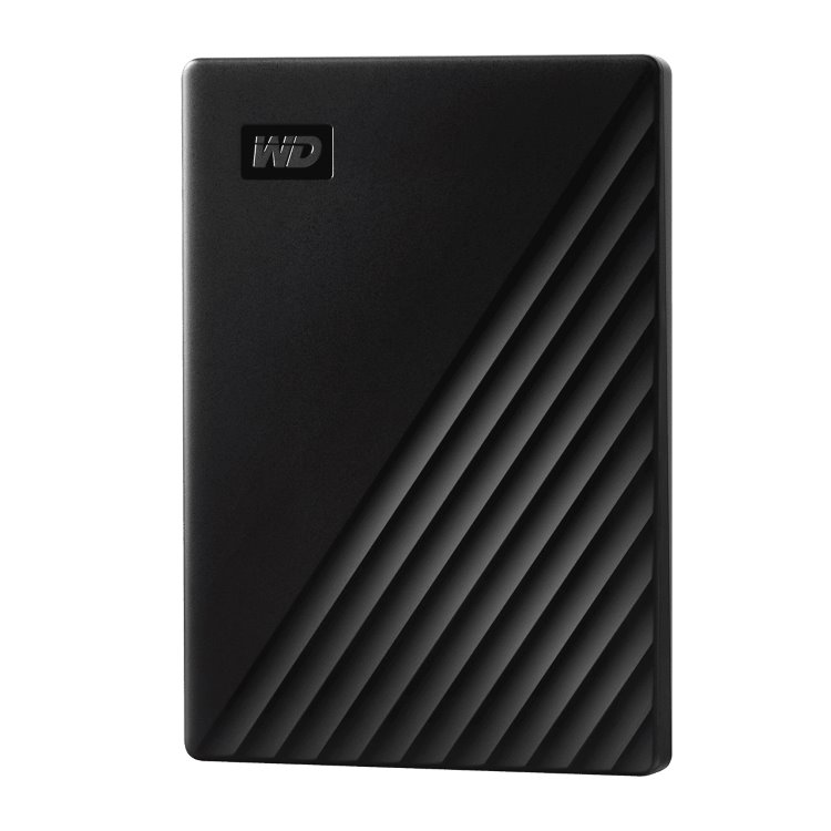 Western Digital HDD My Passport, 4TB, USB 3.0, Black (WDBPKJ0040BBK-WESN) WDBPKJ0040BBK-WESN