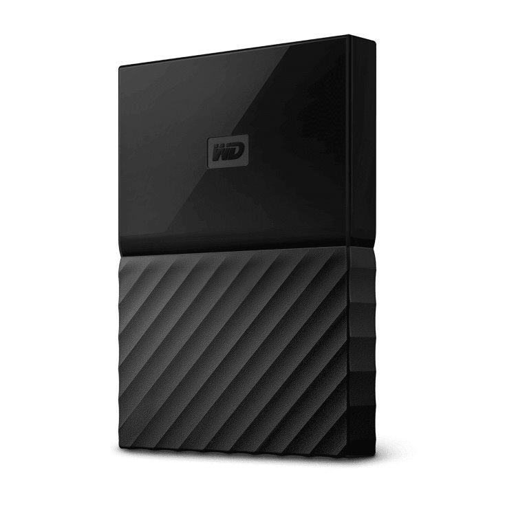Western Digital HDD My Passport for Mac, 1TB, USB 3.0 (WDBFKF0010BBK-WESE) WDBFKF0010BBK-WESE