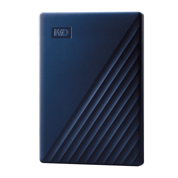 Western Digital HDD My Passport for Mac, 5TB, USB 3.0 (WDBA2F0050BBL-WESN) WDBA2F0050BBL-WESN