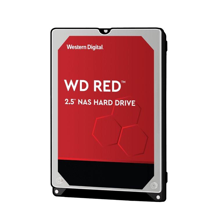 "Western Digital HDD Red, 1TB, 16MB Cache, 5400 RPM, 2.5"" (WD10JFCX) WD10JFCX"