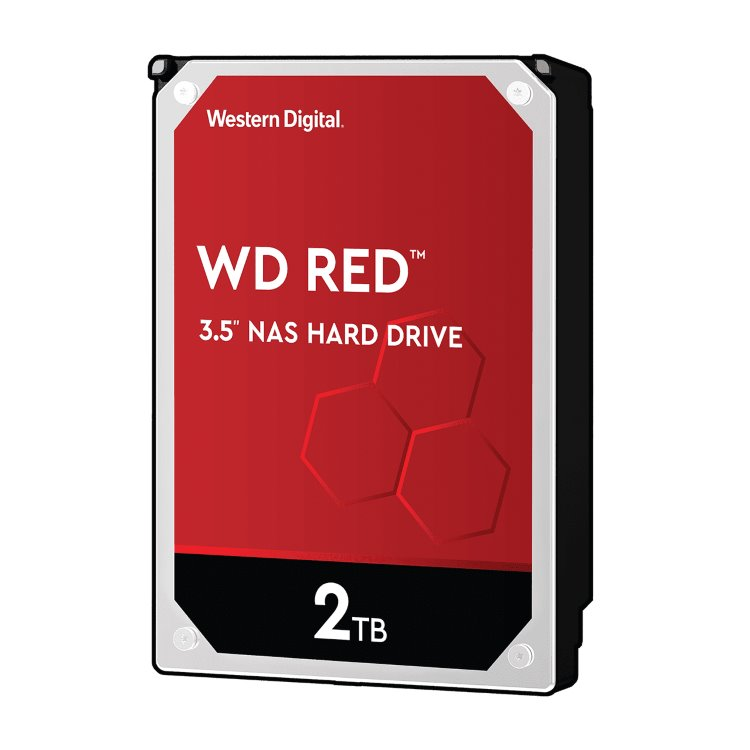 "Western Digital HDD Red, 2TB, 256MB Cache, 5400 RPM, 3.5"" (WD20EFAX) WD20EFAX"