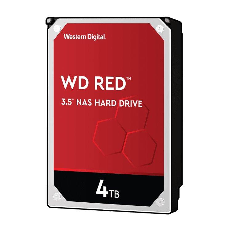 """Western Digital HDD Red, 4TB, 256MB Cache, 5400 RPM, 3.5"""" (WD40EFAX) WD40EFAX"""