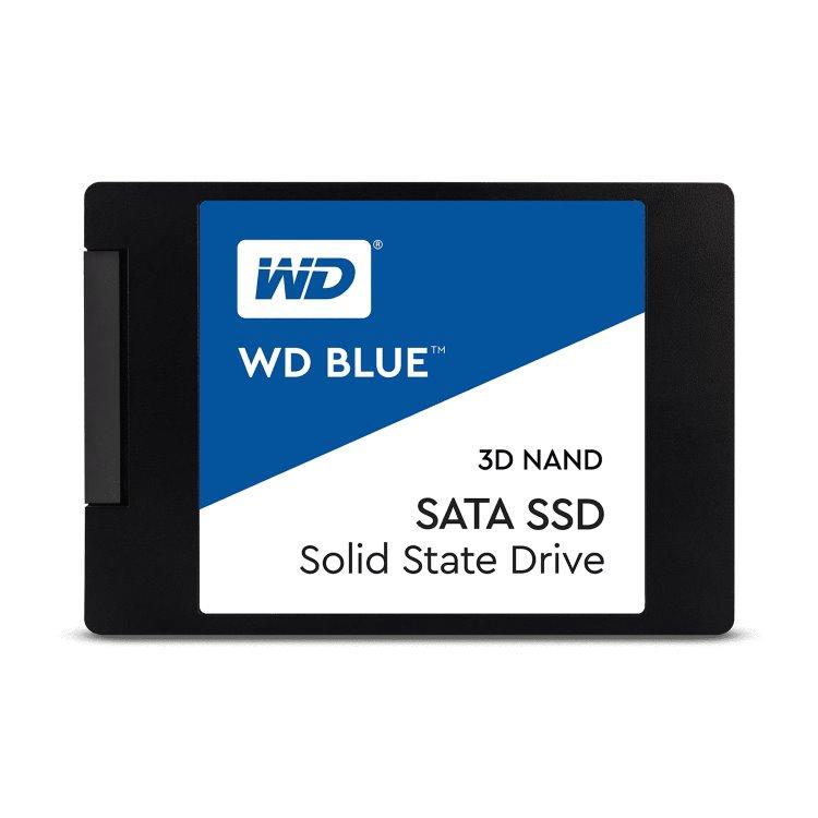 """Western Digital SSD Blue, 500GB, 2.5"""" - rýchlosť 560/530 MB/s (WDS500G2B0A) WDS500G2B0A"""