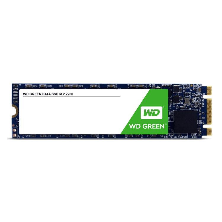 Western Digital SSD Green, 120GB, M.2 - rýchlosť 545 MB/s (WDS120G2G0B) WDS120G2G0B
