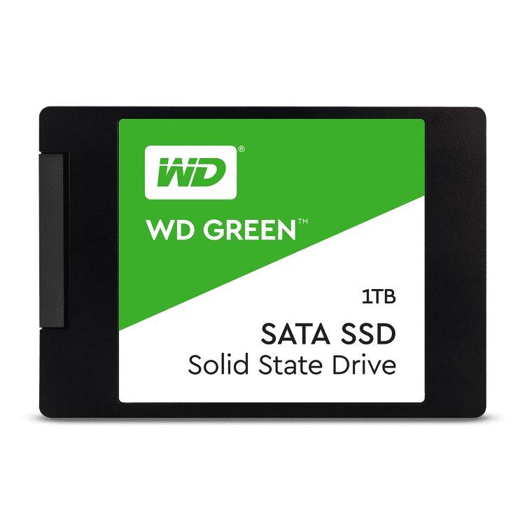 """Western Digital SSD Green, 480GB, 2.5"""" - rýchlosť 545 MB/s (WDS480G2G0A) WDS480G2G0A"""