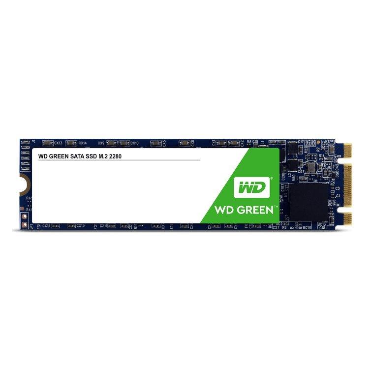 Western Digital SSD Green, 480GB, M.2 - rýchlosť 545 MB/s (WDS480G2G0B) WDS480G2G0B