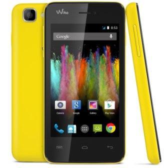 Wiko Kite   Yellow, Trieda C - použité, záruka 12 mesiacov