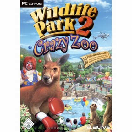 Wildlife Park 2: Crazy Zoo CZ