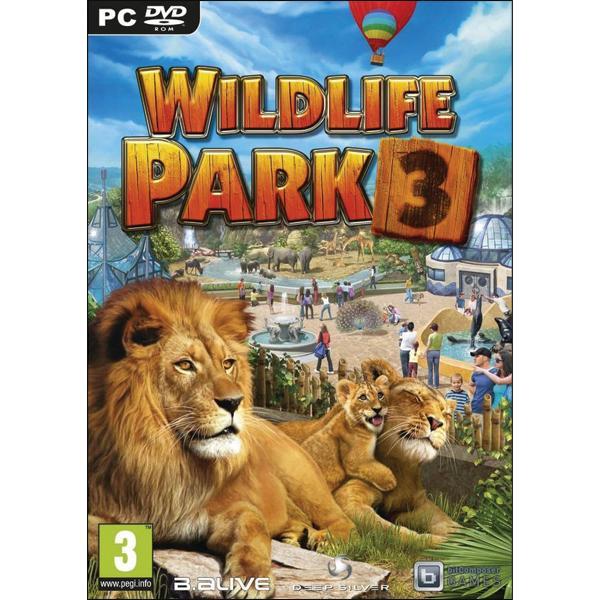 Wildlife Park 3 CZ