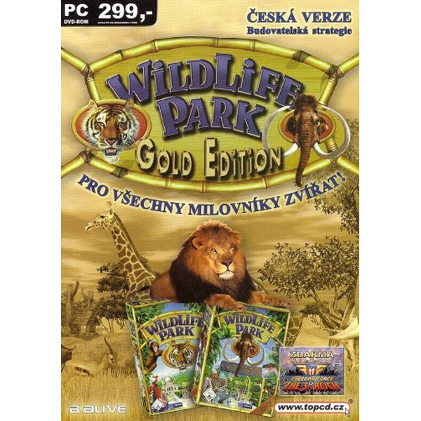 Wildlife Park (Gold Edition)