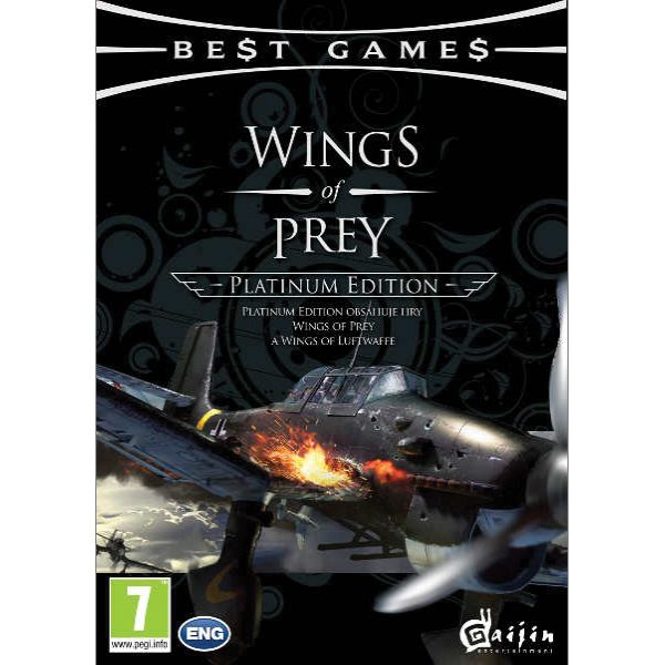 Wings of Prey (Platinum Edition)