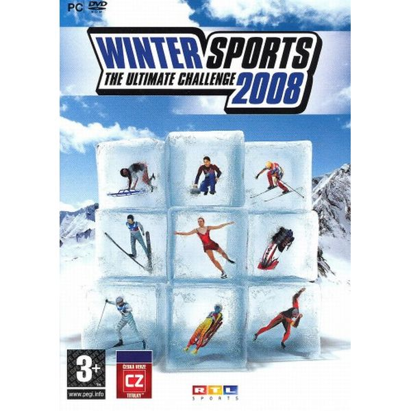 Winter Sports 2008: The Ultimate Challenge CZ