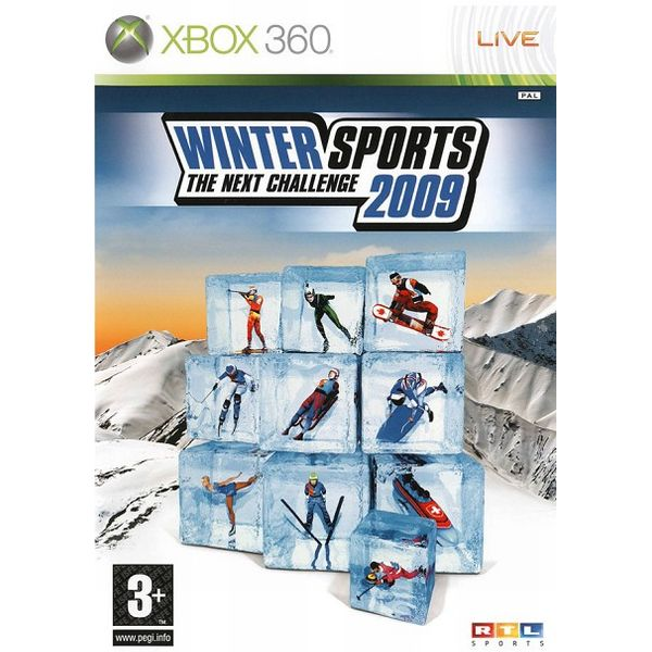 Winter Sports 2009: The Next Challenge