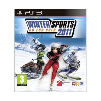 Winter Sports 2011: Go for Gold [PS3] - BAZÁR (použitý tovar)