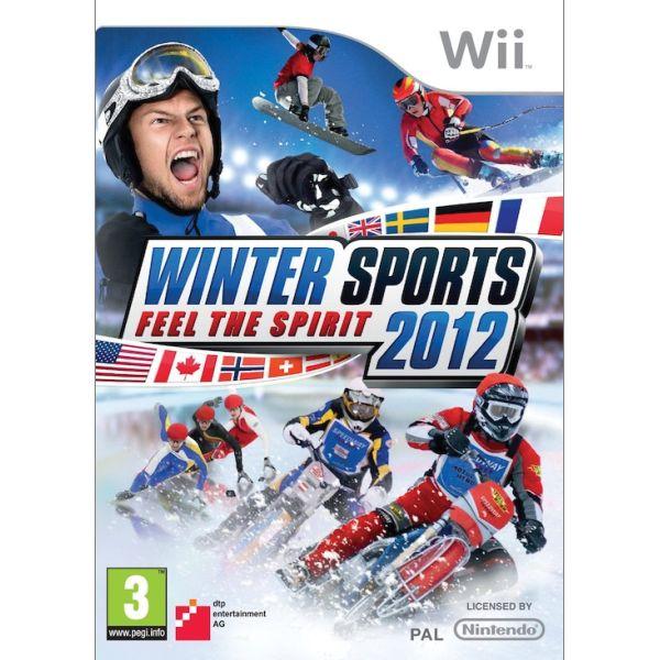 Winter Sports 2012: Feel the Spirit Wii