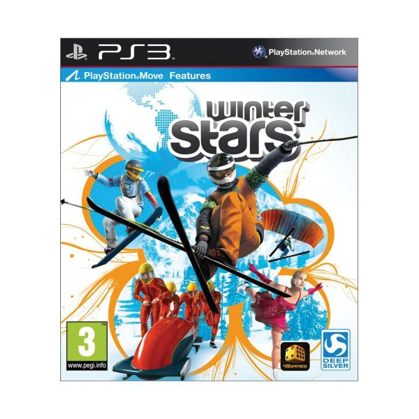 Winter Stars [PS3] - BAZÁR (použitý tovar)