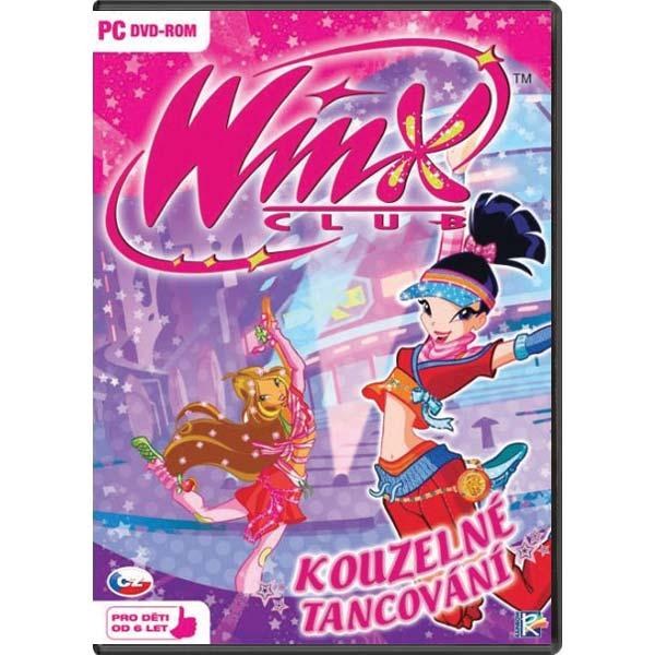 Winx club: kúzelné tancovanie cz